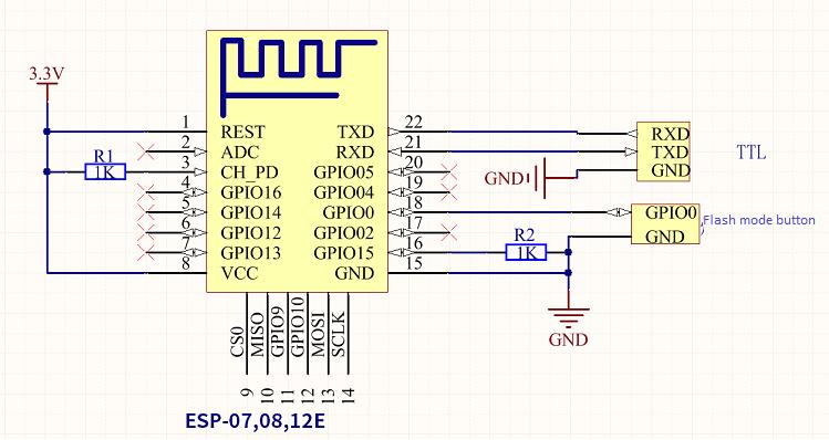 ESP-12F_UART